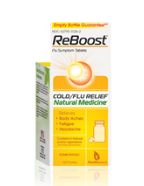 Image of ReBoost Cold/Flu Relief Tablets
