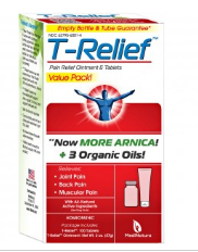 Image of T-Relief Value Pack Ointment & Tablet