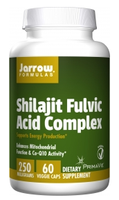 Image of Shilajit Fulvic Acid Complex 250 mg