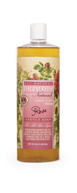 Image of Rose Liquid Soap