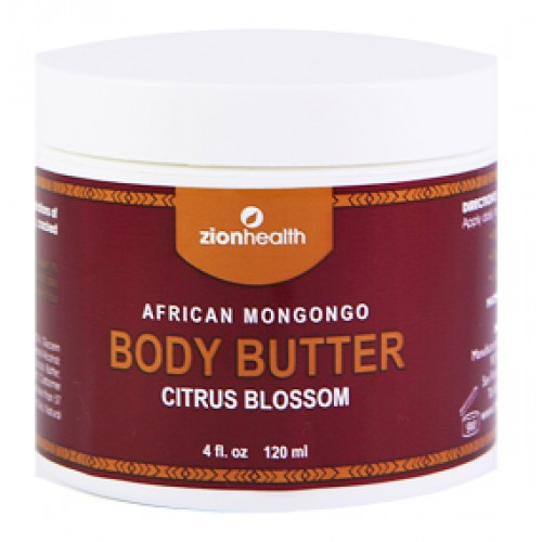 Image of Citrus Blossom Body Butter w/ African Mongongo Oil