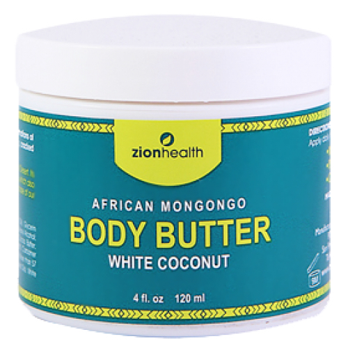 Image of White Coconut Body Butter w/ African Mongongo Oil