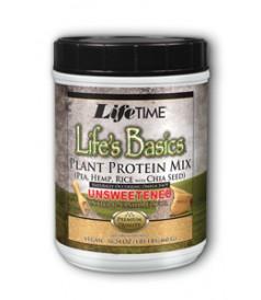 Image of Life's Basics Plant Protein Vanilla