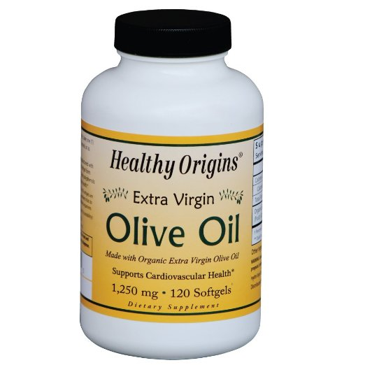 Image of Olive Oil 1250 mg Extra Virgin