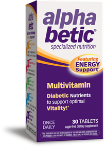 Image of alpha betic Multivitamin featuring Energy Support