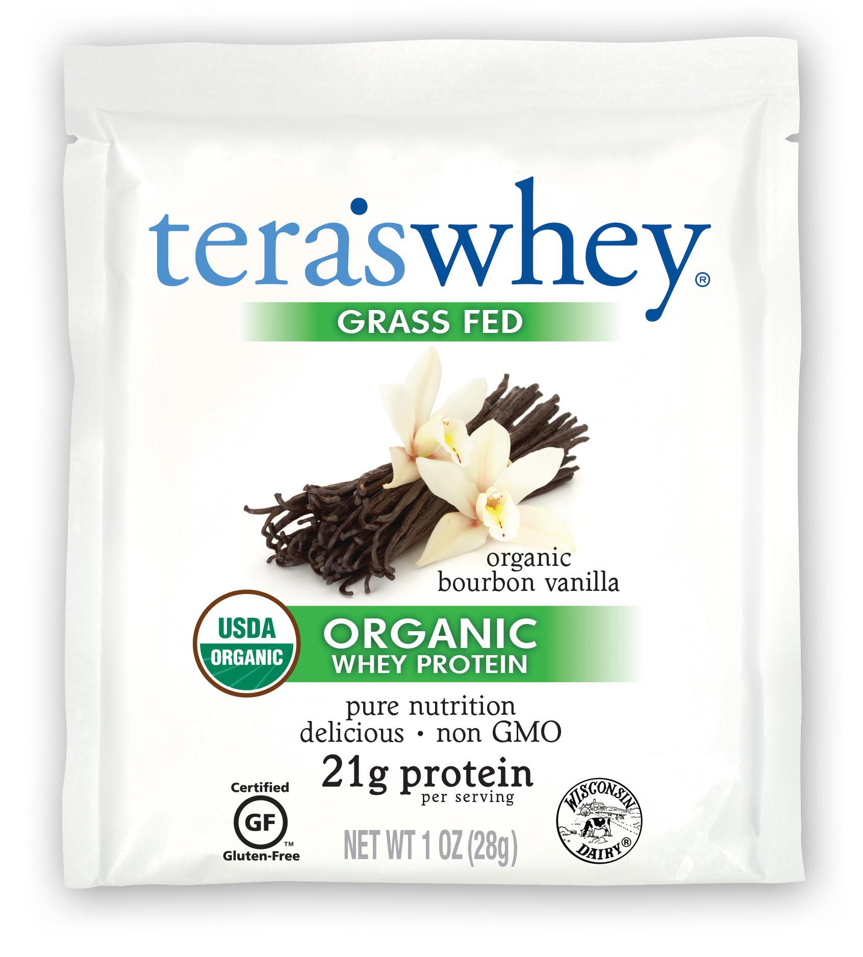 Image of Organic Cow Whey Bourbon Vanilla