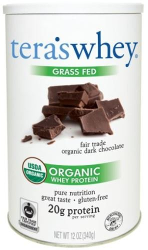 Image of Organic Cow Whey Fair Trade Dark Chocolate