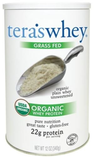 Image of Organic Cow Whey Plain (Unsweetened)