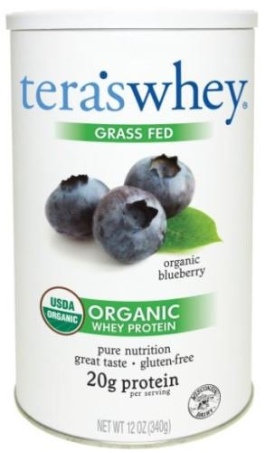 Image of Organic Cow Whey Wild Blueberry