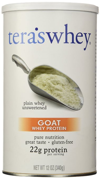 Image of Plain Goat Whey (Unsweetened)