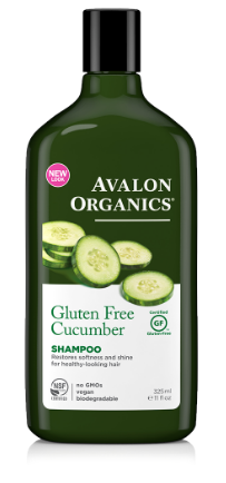 Image of Shampoo Gluten Free Cucumber
