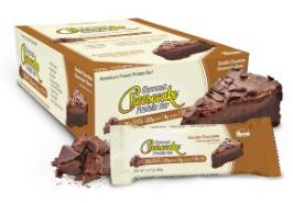 Image of Gourmet Cheesecake Protein Bar Chocolate Truffle