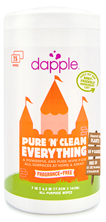 Image of Pure N Clean Everything All Purpose Wipes Fragrance Free