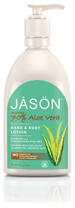 Image of Hand & Body Lotion Soothing 70% Aloe Vera