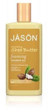 Image of Foaming Shower Oil Shea Butter (nourishing)