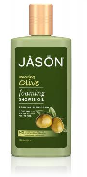Image of Foaming Shower Oil Olive (renewing)