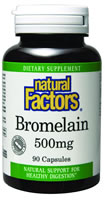 Image of Bromelain 500 mg