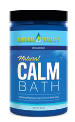 Image of Natural Calm Bath Powder Unscented