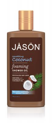Image of Foaming Shower Oil Smoothing Coconut