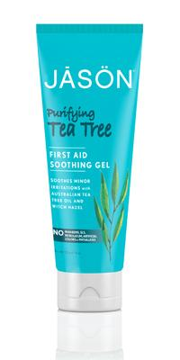Image of Tea Tree Gel (first aid soothing gel)