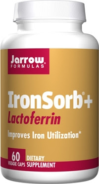 Image of IronSorb + Lactoferrin