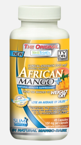 Image of The Original WellTrim Africa Mango 150 mg