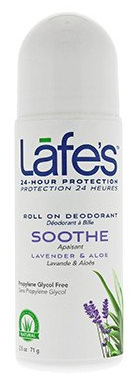 Image of Lafe's Deodorant Roll-On Soothe Lavender & Aloe