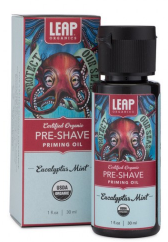 Image of Pre-Shave Firming Oil Eucalptus Mint