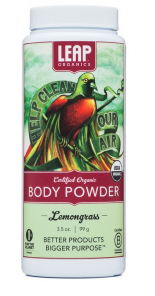 Image of Body Powder Lemongrass
