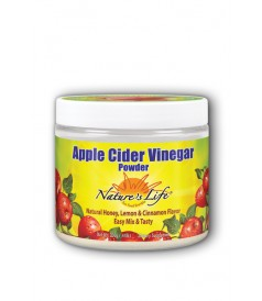 Image of Apple Cider Vinegar Powder Honey Lemon