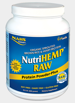 Image of NutriHemp Raw Protein Powder Plus