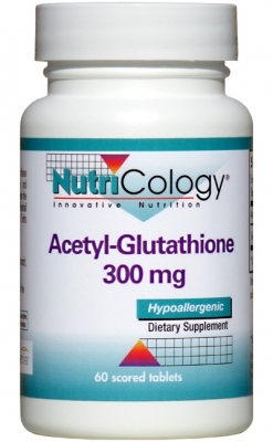 Image of Acetyl-Glutathione 300 mg