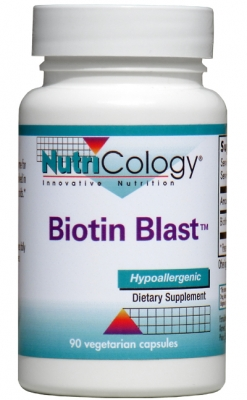 Image of Biotin Blast 100 mg