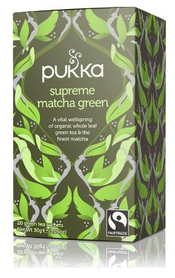 Image of Supreme Matcha Green Tea