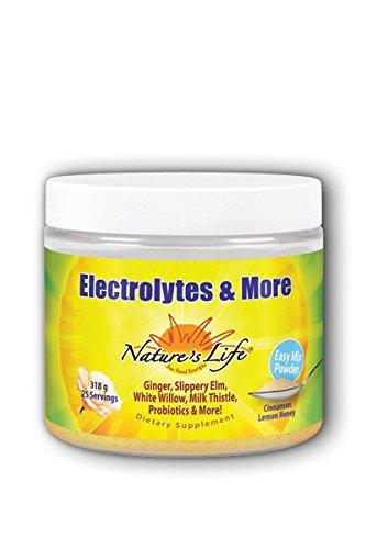 Image of Electrolytes & More (Cinnamon Lemon Honey)
