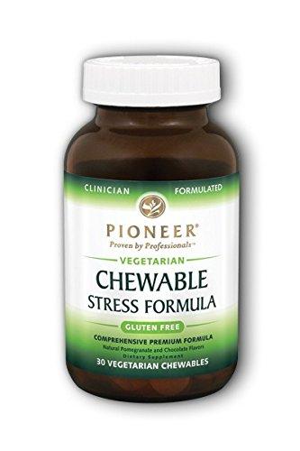 Image of Vegetarian Chewable Stress Formula