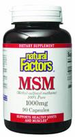 Image of MSM 1000 mg Capsules