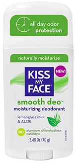 Image of Deodorant Smooth Deo Lemongrass Mint & Aloe