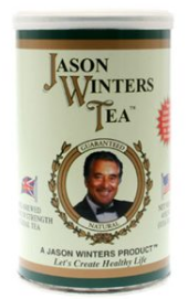 Image of Jason Winters Tea Pre-Brewed