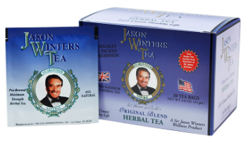 Image of Jason Winters Tea Bags ORIGINAL BLEND
