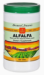 Image of Alfalfa Tablets