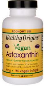 Image of Astaxanthin 4 mg VEGAN