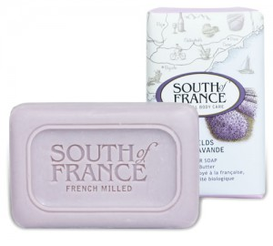 Image of Bar Soap Lavender Fields Travel Size