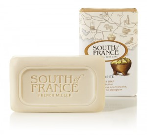 Image of Bar Soap Shea Butter Travel Size