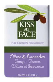 Image of Olive & Lavender Soap, Bar