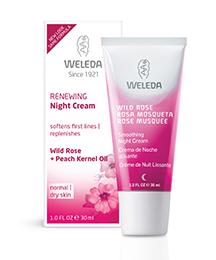 Image of Wild Rose Renewing Night Cream