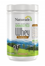 Image of New Zealand Grass Fed Whey Protein Booster Powder Chocolate