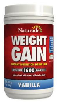 Image of Weight Gain Powder Vanilla (Sugar-Free)