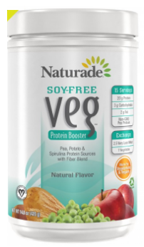 Image of Veg Protein Booster Powder Soy-Free Natural