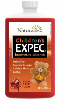 Image of EXPEC Herbal Expectorant Children's (alcohol free) Cherry